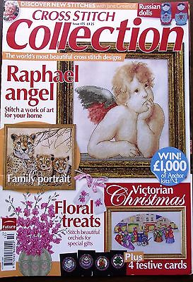 Cross Stitch Collection magazine October 2009 Issue 175