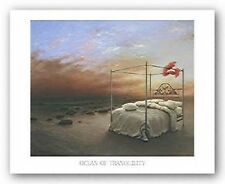FANTASY ART PRINT Ocean of Tranquility Samy Charnine 24x20