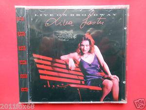 raro-cd1992-lina-sastri-live-on-broadway-maruzzella-torna-a-surriento-o-sole-mio