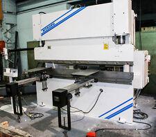 Wysong Hydraulic Press Brake Model Mth 60 96 Cnc Back Gauge Model Cnc 1000