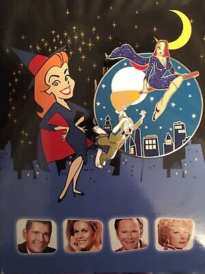 """Jessica And Roger Rabbit As I Dream Of Jeannie 3"""" Enamel Pin Badge LE45"""
