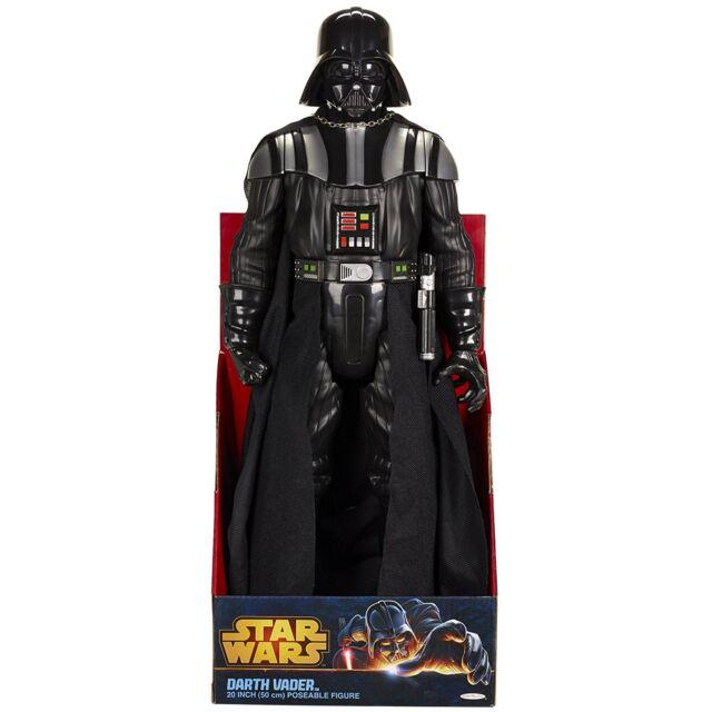 STAR WARS  Darth Vader 20'' Figure Brand New FREE P&P