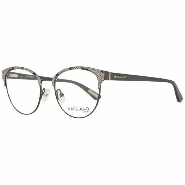 Guess Damen by Marciano Brille Gm0308 52002 Brillengestelle Schwarz 52