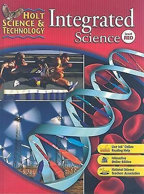 Holt Science and Technology Ser.: Integrated Science ...