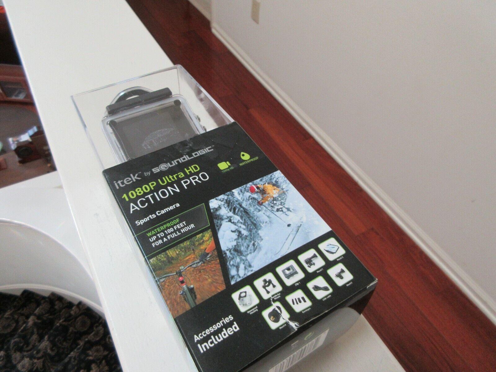 ITEK by Sound Logic , 1080P Ultra HDAction , Pro Sport
