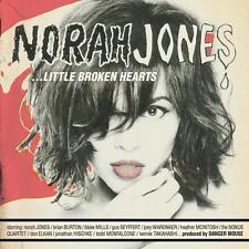 Little Broken Hearts von Norah Jones (2012), Digipack, Neu OVP, CD