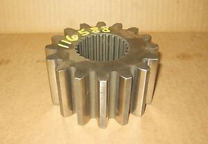 Details about CLARK RANGER LOG SKIDDER 667 667B 667C PLANETARY AXLE GEAR  116588 NICE USED
