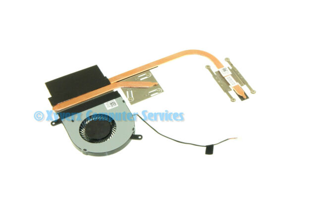 "AT1PK003DR0 /""L45/"" GENUINE DELL INSPIRON 17 5765  FAN AND HEATSINK  JMH30"