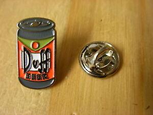 Duff-Beer-can-pin-badge-The-Simpsons-Homer-Simpson-beer