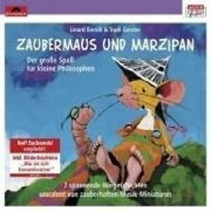 ZAUBERMAUS-amp-MARZIPAN-CD-HORSPIEL-NEU