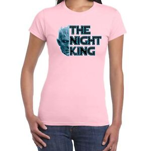 21d96a9e Womens Funny T Shirts-Knight King-White Walker Game of thrones-top ...