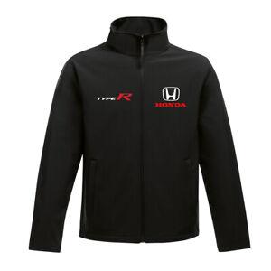 Honda Civic Integra Accord Type R Softshell Thermal Jacket ...