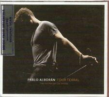 2 CD + DVD SET PABLO ALBORAN TOUR TERRAL TRES NOCHES EN LAS VENTAS SEALED 2015