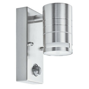 Searchlight-Outdoor-Porch-1-Light-PIR-Wall-Bracket-Stainless-Steel-Frosted-Glass