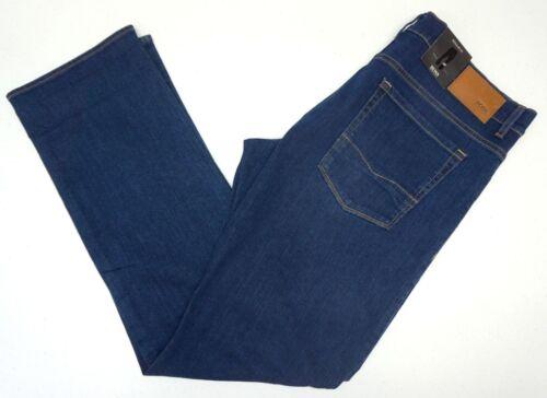 NWT $135 HUGO BOSS BLUE JEANS Regular Fit Stretch Mens 38 36 Maine1 50284416 427