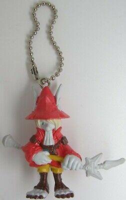 Final Fantasy IX Gashapon Freya Swing Keychain Figure 9 Key Ring