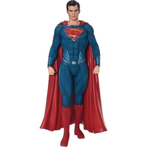KOTOBUKIYA Justice League Superman ARTFX + 1 10 Scale Pre Painted FIGURE NEW