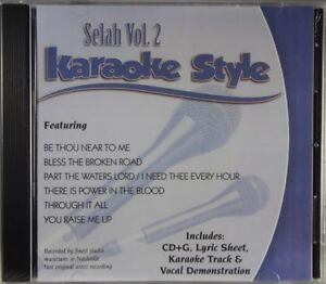 Songs Of Redemption Volume 2 Christian Karaoke Style New Cd+g Daywind 6 Songs Musical Instruments & Gear Karaoke Cdgs, Dvds & Media