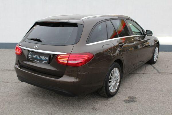 Mercedes C200 2,0 stc. - billede 1
