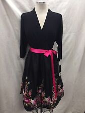 LESIE FAY DRESS/NEW WITH TAG/PLUS SIZE/RETAIL$169/SIZE 16W/NORDSTORM DRESS