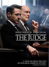 The Judge (DVD, 2015, Includes Digital Copy; UltraViolet) NEW