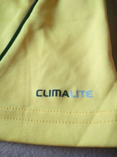 PetitGay T Jaune Footy Climalite Original Adidas Hommes Enfant shirt XLHommes stQrdh