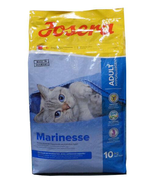 10kg josera Marin mangio cibo per gatti
