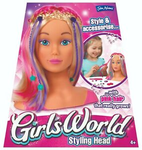 Girl-s-World-Styling-Head-by-John-Adams