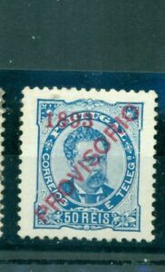 Portugal-Koenig-Carlos-I-Provisorio-1893-Nr-91-Falz