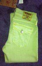 True Religion MISTY Damen Jeans Slim Fit Gr.26 mit Swarovski-Kristallen