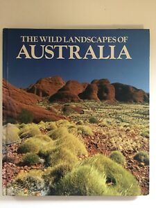 The-Wild-Landscapes-of-Australia-by-Colour-Library-Books-HC-1988-Illustrated-VGC