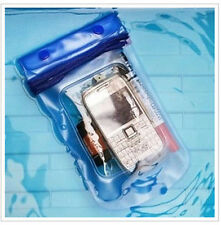 New Clear Waterproof Pouch Bag Dry Case Cover For All Cell Phone Camera Hot Z2