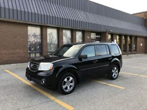 2012 Honda Pilot EX-L 4WD 8 SEATER LEATHER/ROOF/CAMERA