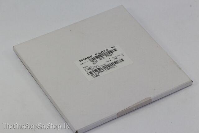 R269 Msc.pcovpa419wrez R27 2 Stück Wellenleiter Abdeckungen zu Passt Sharp R26