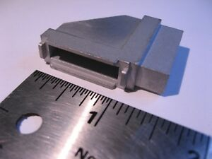 WR90-Half-Height-Waveguide-Aluminum-H-Plane-Miter-Bend-90-deg-Casting-NOS-Qty-1