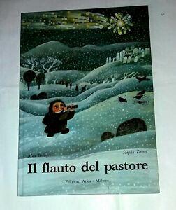 Il-flauto-del-pastore-Max-Bollinger-e-illustata-da-Stepan-Zavrel-Arka-1985