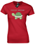 COL TURTLEY AWESOME LADIES T-SHIRT FUNNY CUTE TURTLE DESIGN ANIMAL LOVER GIFT