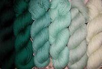 Pine Green Family Paternayan Wool 3ply Persian Yarn Needlepoint Crewel