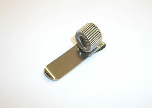 Green Coloured Pen Pencil Spring Clip TREBLE Pocket Holder Pilot Nurse Doctor
