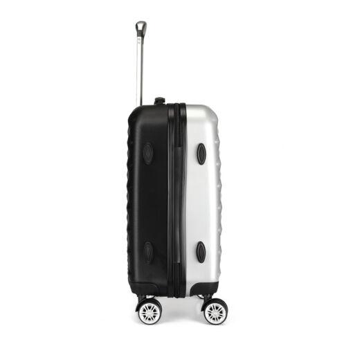 CABINA a mano Spinner Trolley Bagaglio a Mano Borsa Valigia Leggera Custodia PC
