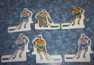 Coleco-Banana-Blade-Boston-Bruins-1971-Team-top-hockey-games
