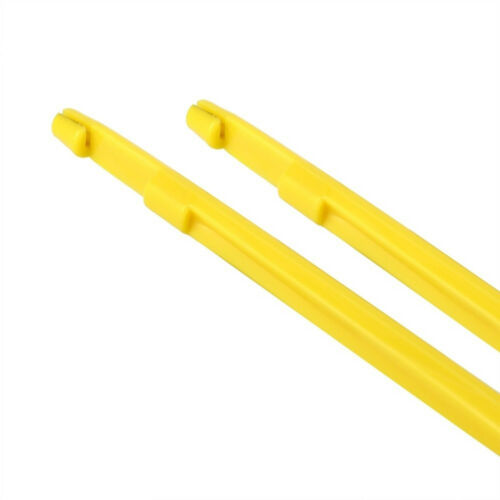 Eg /_2pcs Angelhaken Schlaufe Entferner Hakenlöser Werkzeug Schnell Knoten Binde