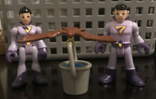 DC Super amis Imaginext Série 6 Wonder Twins ZAN Jayna figues mysterybag loose