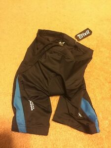 Crivit Cycling Shorts Men Size M New With Tags Bicycle Race  28fb76a87