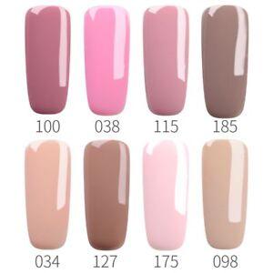 RS-Gel-Nail-Polish-Soak-Off-UV-LED-Varnish-Pink-Nude-Purple-Grey-Colour-15ml-Hot