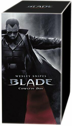 Blade Complete Box MARVEL MEDICOM TOY Real Action Heroes Movie Movie Movie Figure Comic 2f14b7