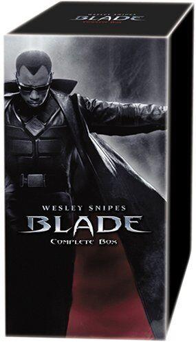 Blade scatola completa MARVEL MEDICAMO Real azione Heroes Film cifra Comic