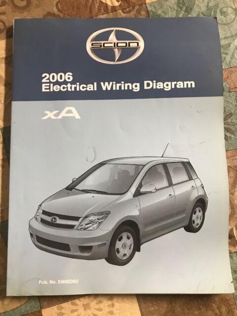 Toyota Scion Xa Electrical Wiring Diagram 2006 Dealership