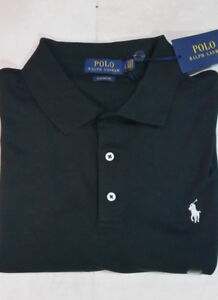NEW /& TAGS RALPH LAUREN POLO GREY CLASSIC FIT S//S SHIRT TOP USA MODEL L XL