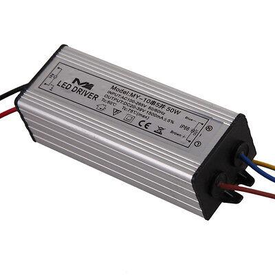 10W 20W 30W 50W  Waterproof 50-60HZ LED Driver Transformer Power Supply Driver